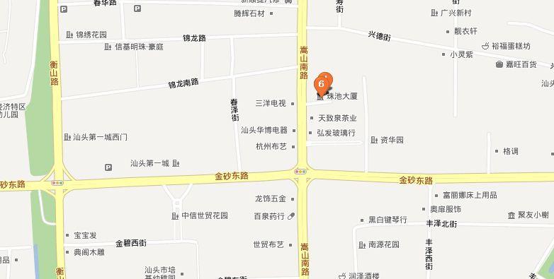 地点:汕头市龙湖区珠池